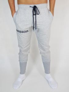 SWEATPANTS #AASSSOXX SOXX ON TOP