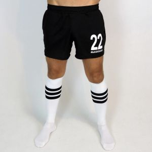 FOOTBALL SHORTS BLACK