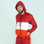 WIND BREAKER ULTRANYLON RED