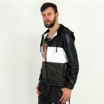 WIND BREAKER ULTRANYLON BLACK