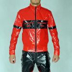NYLON JACKET AASSEATER RED