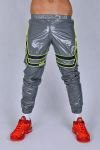 NYLON PANTS SNIFFBOYYY II GREY/NAVY