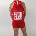 KINKY BAG RED