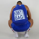 KINKY BAG BLUE