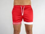 SPORT SHORTS #AASSSOXX ORIGINAL RED