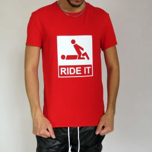 T-SHIRT FUCKMACHINE RIDE IT