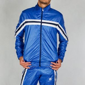 KINKY JACKET TWO-SIDE SPD (SPORT PUBLIC DOUBLE) BLUE