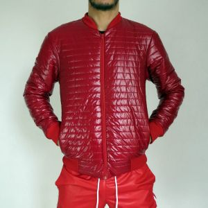 JACKET FUCKMACHINE RED