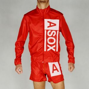 KINKY JACKET ASOX RED