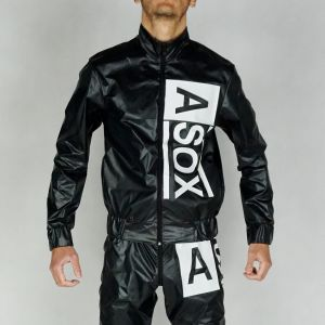 KINKY JACKET ASOX BLACK