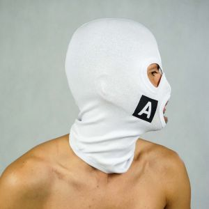 BALACLAVA NO-NAME-FUCK WHITE/BLACK