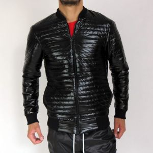 JACKET FUCKMACHINE BLACK